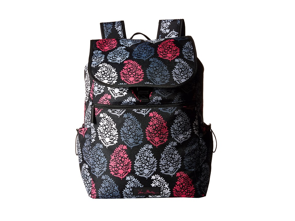Vera Bradley - Lighten Up Drawstring Backpack (Northern Lights) Backpack Bags