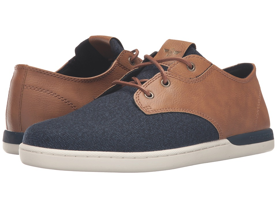 Creative Recreation Vito Lo (Navy/Brown) Men
