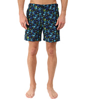 Original Penguin - Jellyfish Print Fixed Volley Swim Shorts