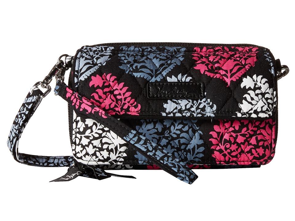 Vera Bradley - All in One Crossbody for iPhone 6+ (Northern Lights) Clutch Handbags