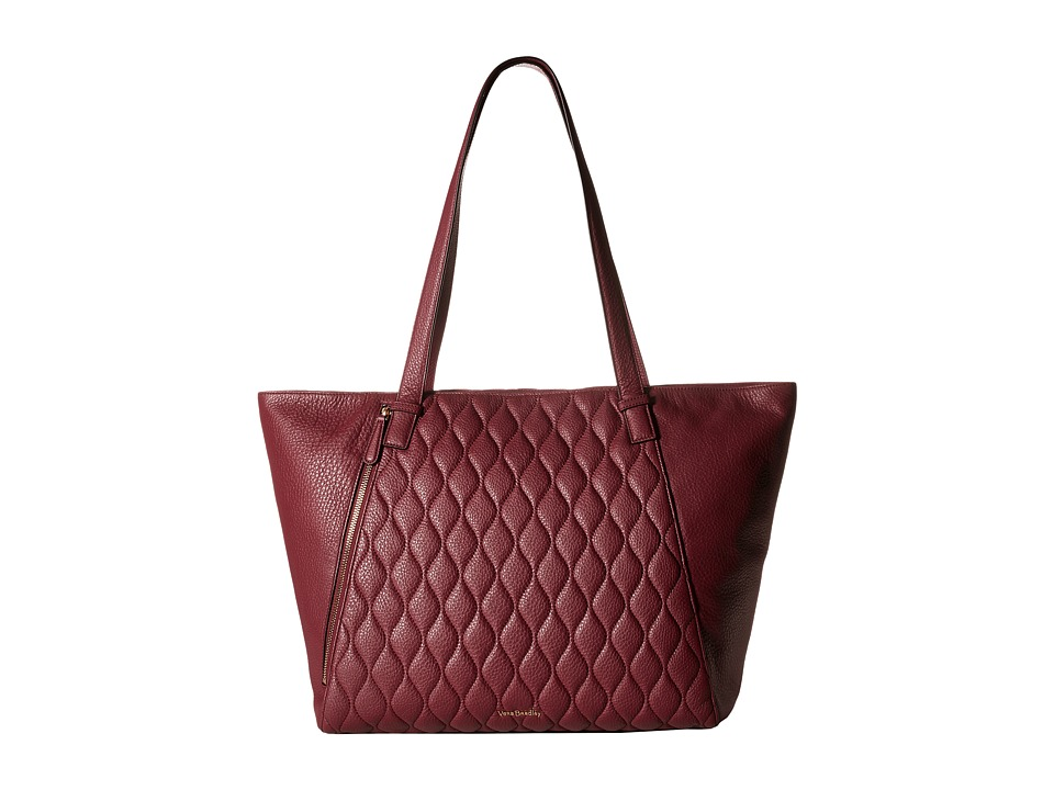 Vera Bradley - Avery Tote (Claret) Tote Handbags