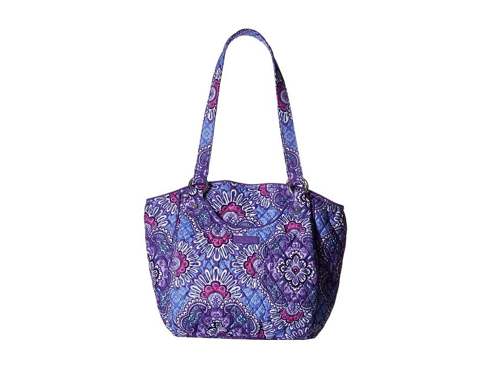Vera Bradley - Glenna (Lilac Tapestry) Tote Handbags