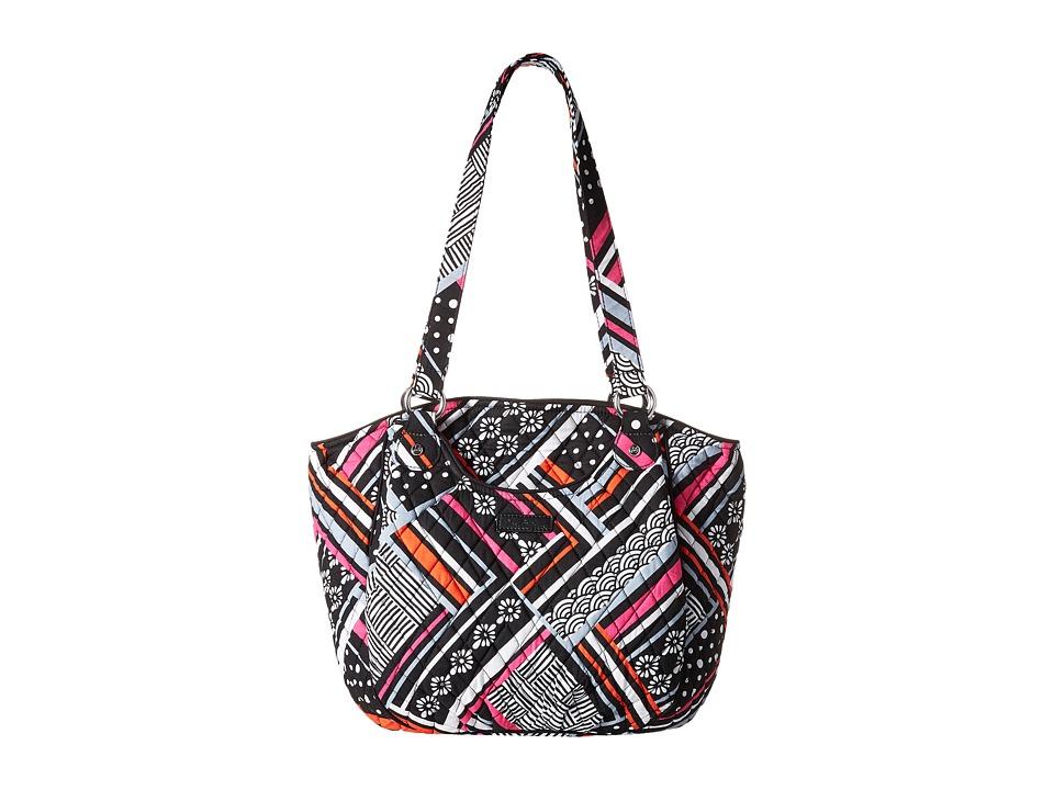 Vera Bradley - Glenna (Northern Stripes) Tote Handbags