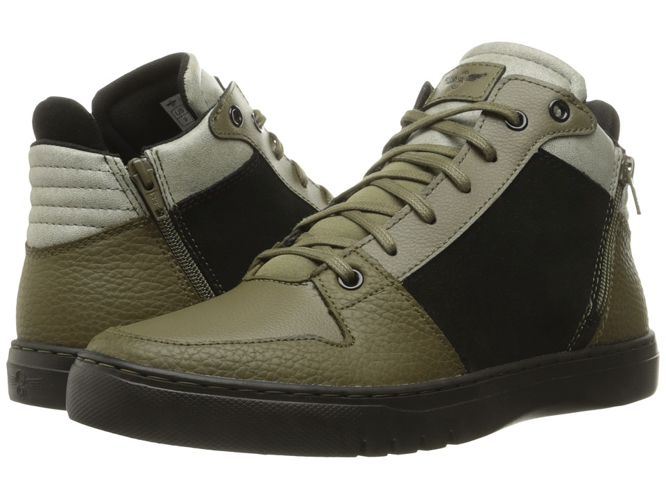 Creative Recreation Adonis Mid (Black/Olive/Fog) Men