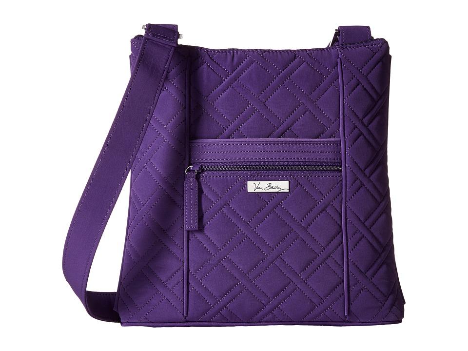 Vera Bradley - Hipster (Elderberry) Cross Body Handbags