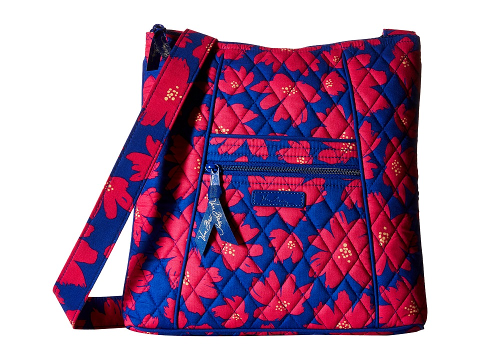 Vera Bradley - Hipster (Art Poppies) Cross Body Handbags