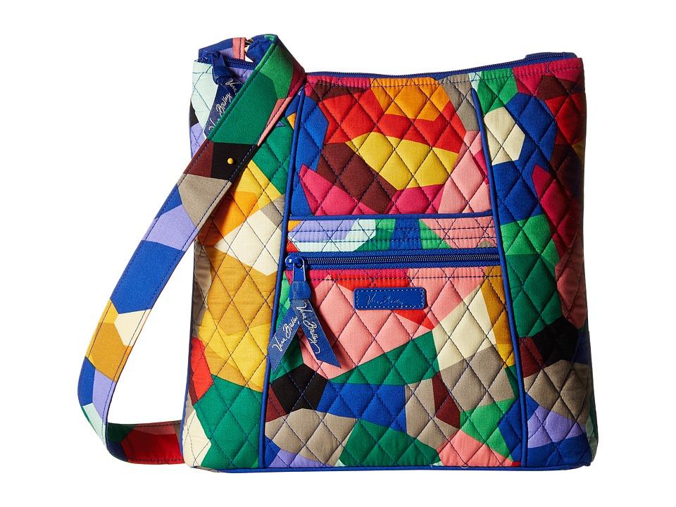 Vera Bradley - Hipster (Pop Art) Cross Body Handbags