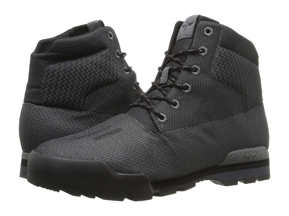 Creative Recreation Torello (Black/Smoke) Men