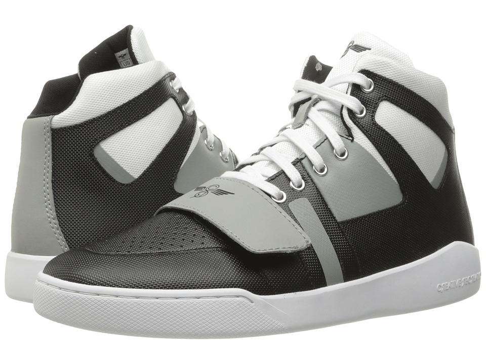 Creative Recreation Manzo (White/Black/Grey) Men