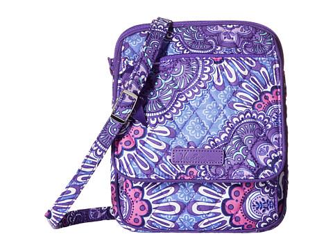 Vera Bradley Mini Hipster - Lilac Tapestry