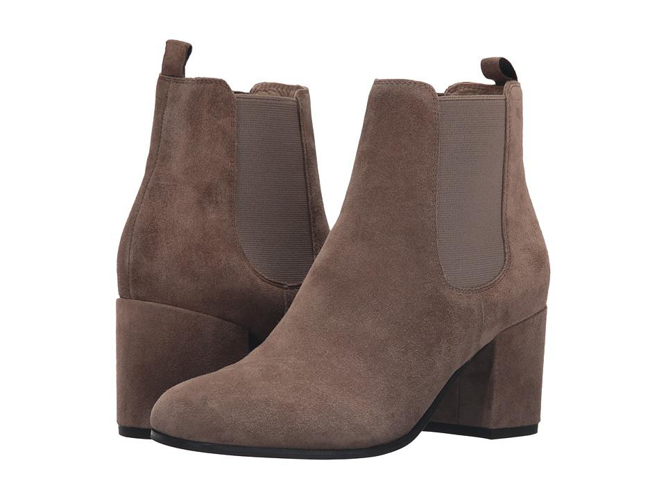 Kennel & Schmenger - Chelsea Mid Heel Bootie (Tundra Suede) Women