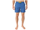 All Over Penguin Print Fixed Volley Shorts