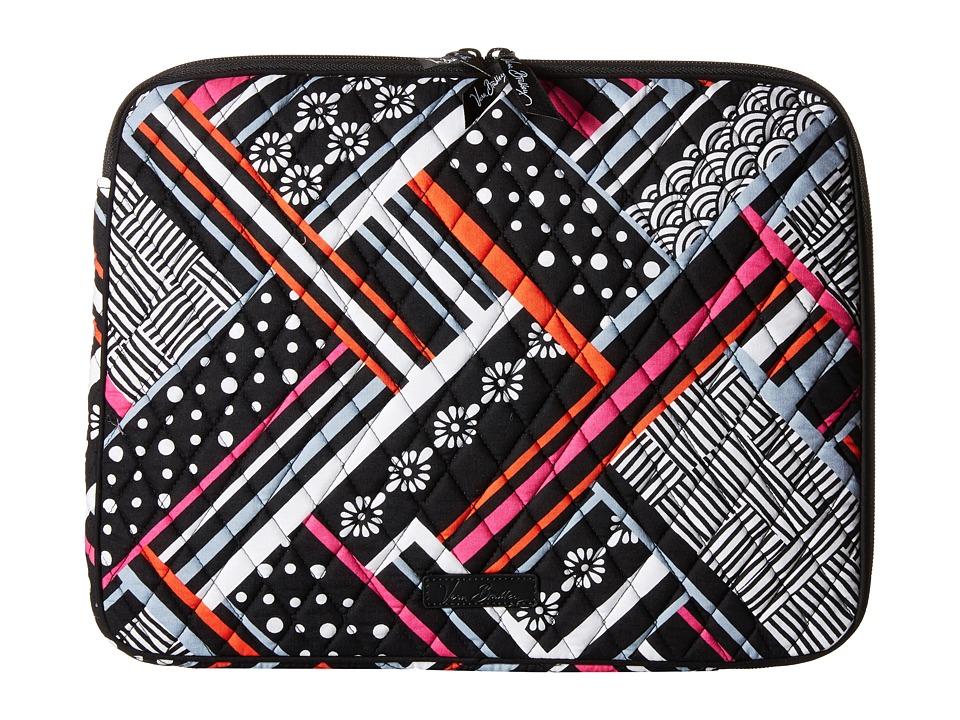 Vera Bradley - Laptop Sleeve (Northern Stripes) Computer Bags