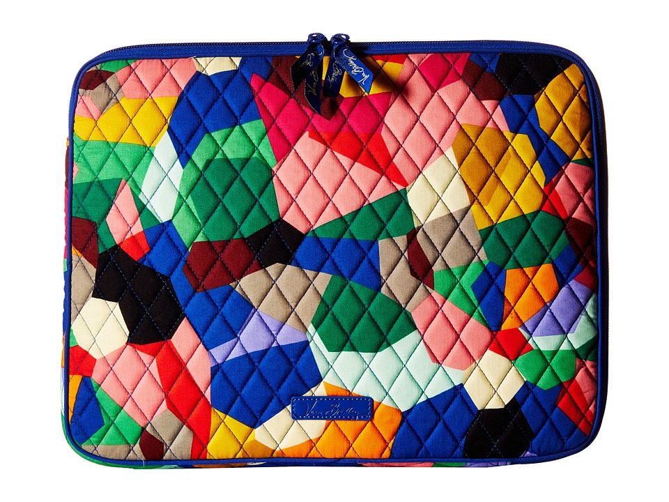 Vera Bradley - Laptop Sleeve (Pop Art) Computer Bags