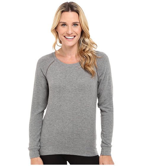 P.J. Salvage Heathered Cut Out Sweatshirt