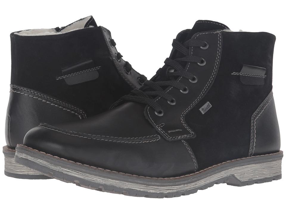 Rieker 39213 (Nero/Black/Black) Men's Boots