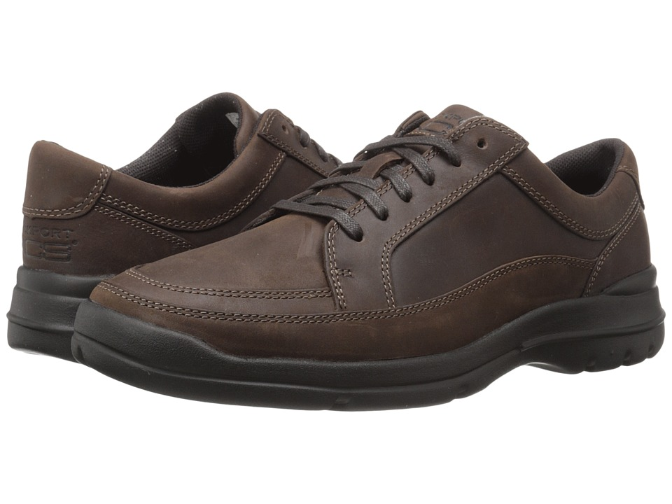 Rockport CityPlay Two Lace to Toe (Dark Brown) Men