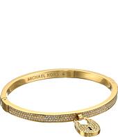 Michael Kors - Hinge Pave Padlock Bracelet