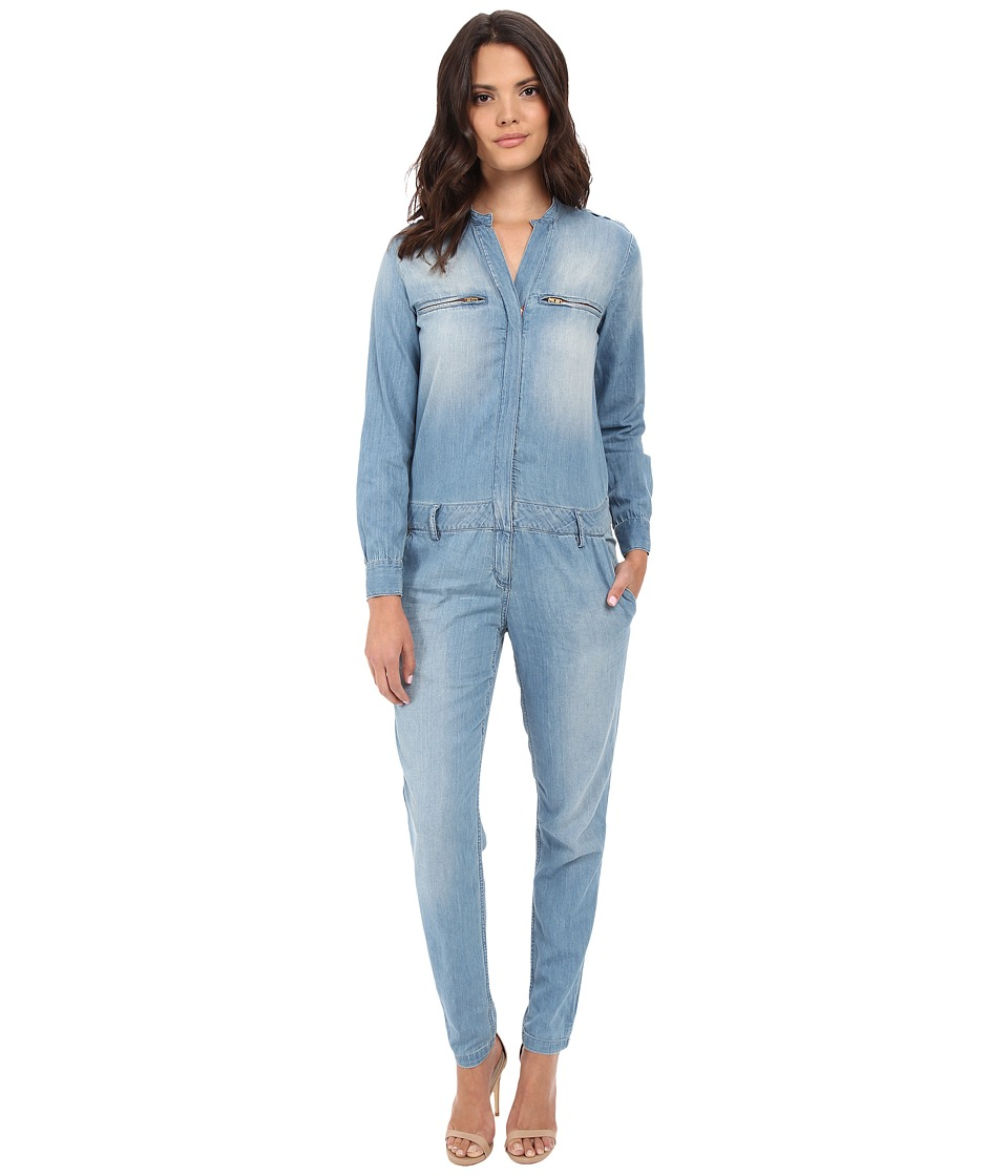 ETIENNE MARCEL EM7286 Jumpsuit Stone Womens Jumpsuit Rompers One Piece