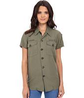 ETIENNE MARCEL - EM7318 Army Shirt
