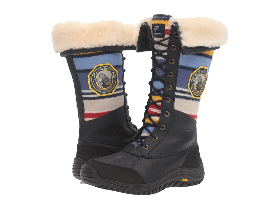 UGG - Adirondack Tall NP Yosemite (Navy) Women
