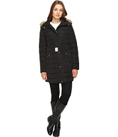 Tommy Hilfiger - Quilted Puffer with Belt