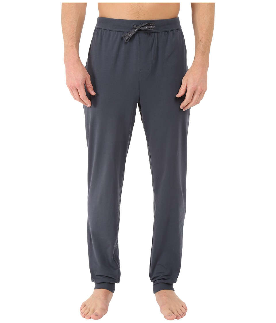 BOSS Hugo Boss Mix and Match Long Pants Cuffed Dark Blue Mens Pajama