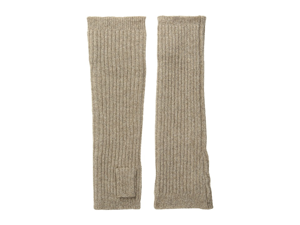 Hat Attack Cashmere Arm Warmer (Taupe) Extreme Cold Weather Gloves