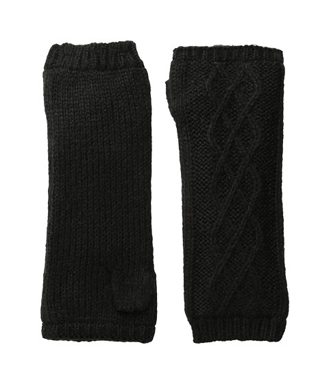 Hat Attack Microfur Arm Warmer - Black