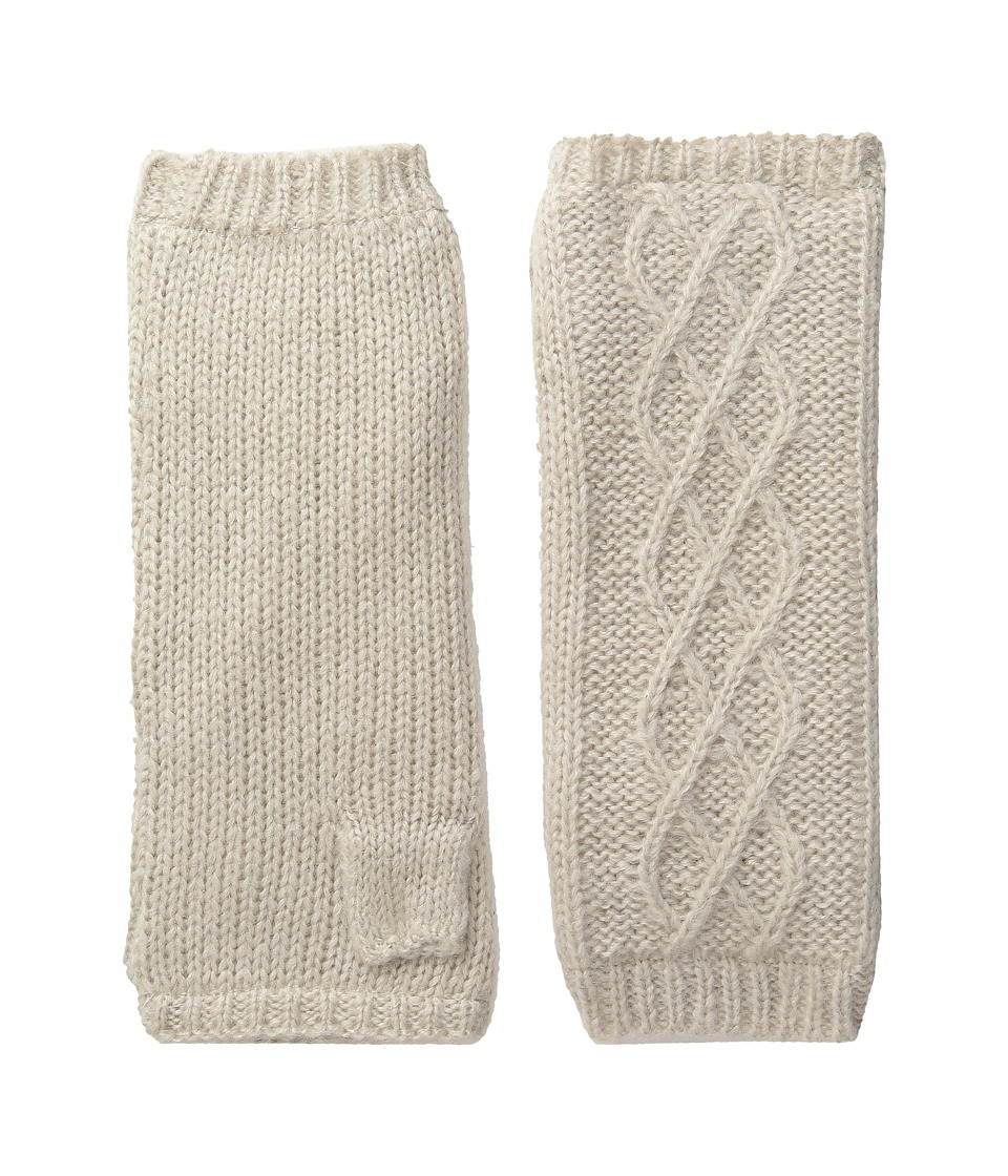 Hat Attack Microfur Arm Warmer (Wheat) Extreme Cold Weather Gloves