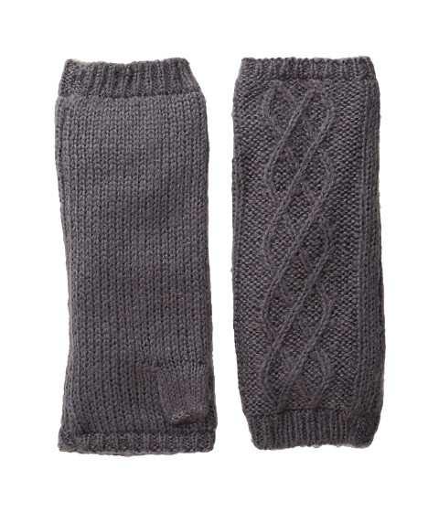 Hat Attack Microfur Arm Warmer - Charcoal