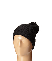 Hat Attack - Cable Hat with Pom