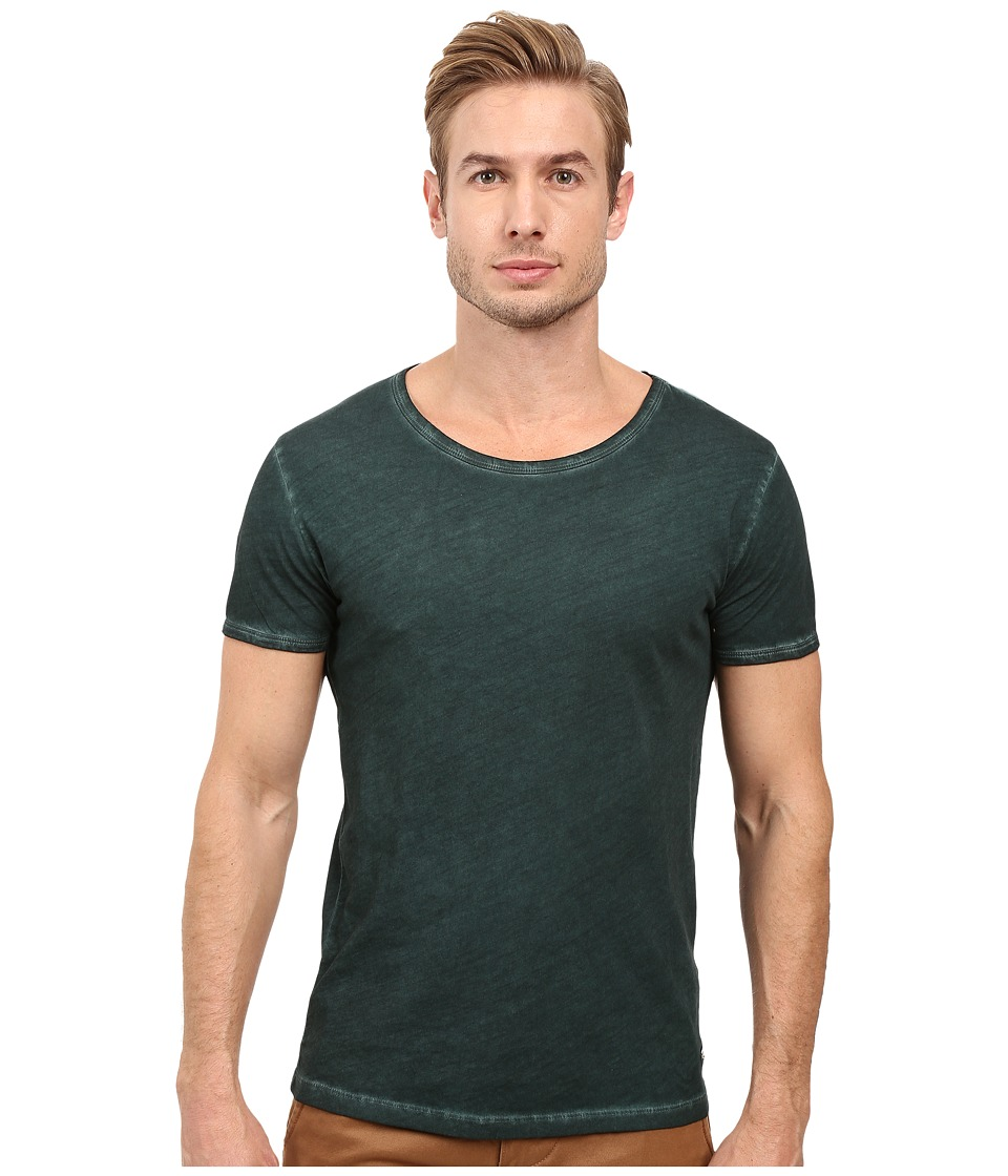 BOSS Orange - Tour T-Shirt (Green) Men