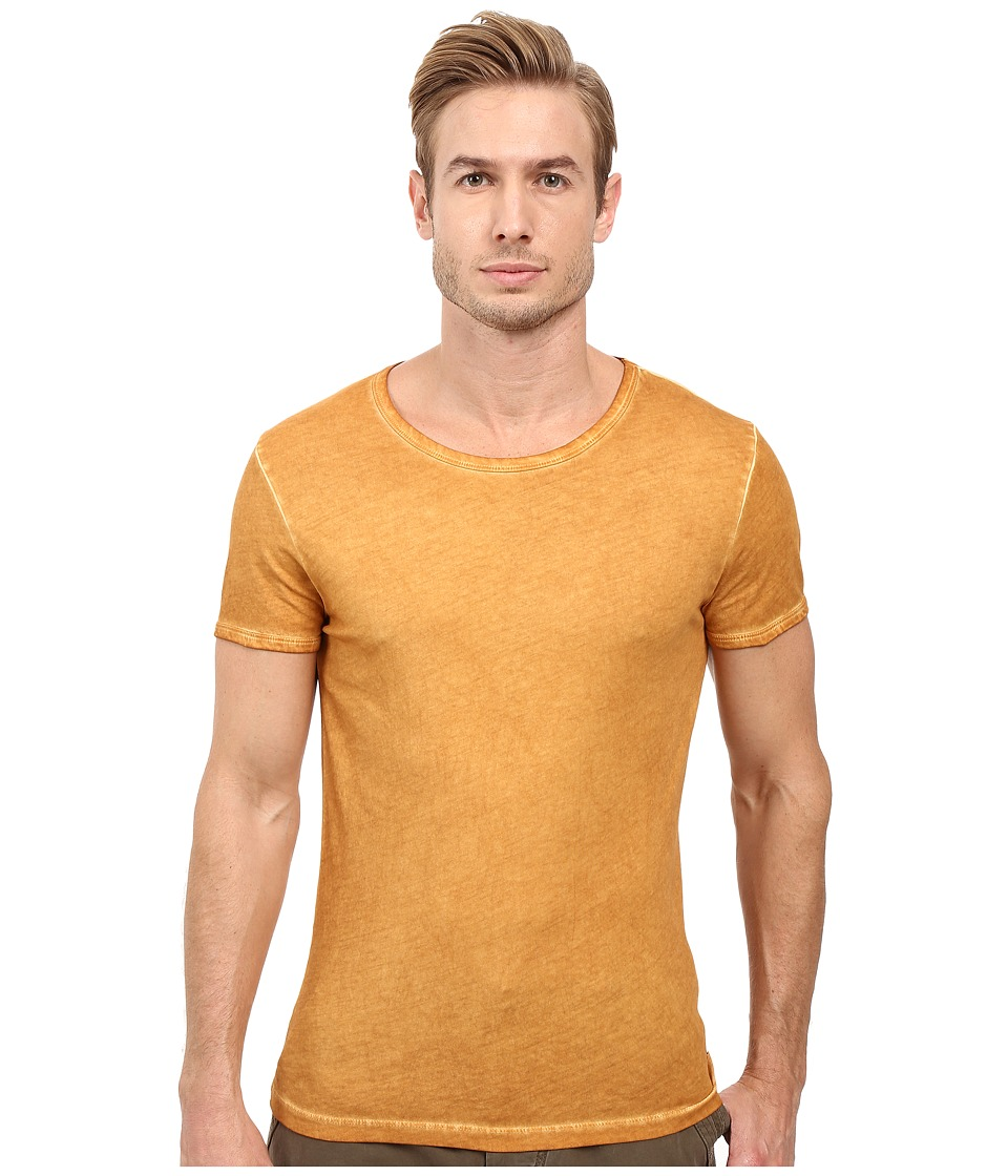 BOSS Orange - Tour T-Shirt (Yellow) Men