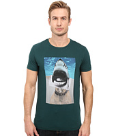 BOSS Orange - Treyno 1 Shark Dog Pima Cotton T-Shirt