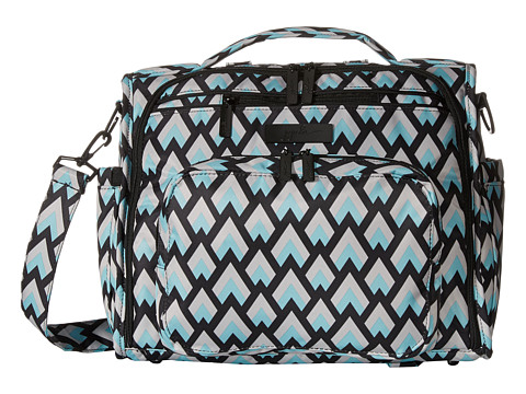 Ju-Ju-Be Onyx Collection B.F.F. Convertible Diaper Bag - Black Diamond