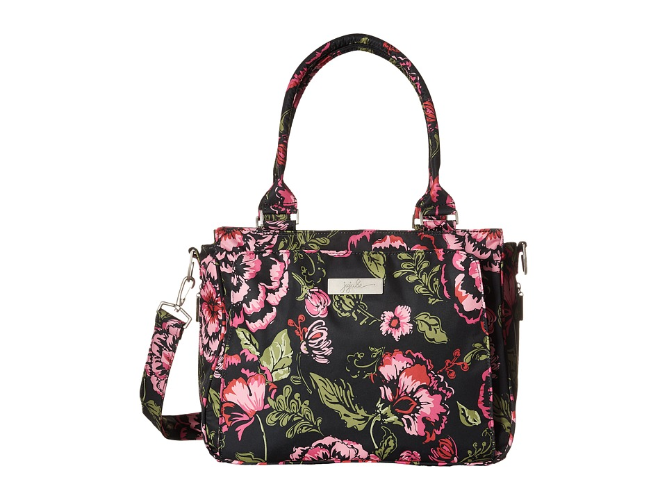 Ju Ju Be Be Classy Structured Handbag Diaper Bag Blooming Romance Diaper Bags