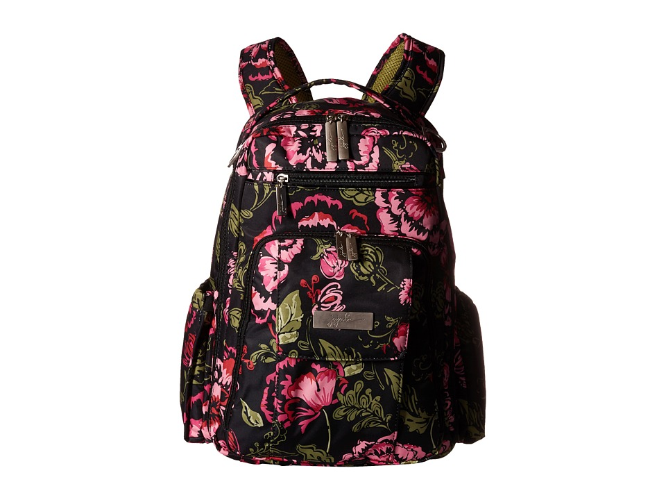 Ju-Ju-Be - Be Right Back Backpack Diaper Bag (Blooming Romance) Diaper Bags