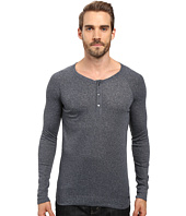 BOSS Orange - Tambow Melange Rib Henley