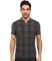 BOSS Orange - Presly Plaid Short Sleeved Polo
