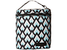 Ju-Ju-Be Onyx Collection Fuel Cell Insulated Bottle and Lunch Bag