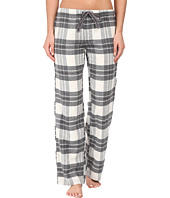 P.J. Salvage - Grey Plaid Lounge Pants