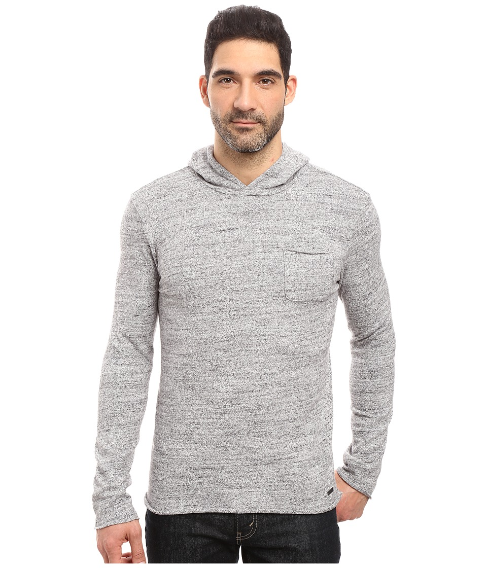 BOSS Orange - Tru Hooded T-Shirt (Grey) Men