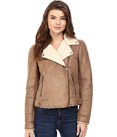 Levi's® - Faux Shearling Asymmetrical Jacket