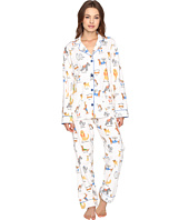 P.J. Salvage - Hanukkah Dogs Flannel PJ Set