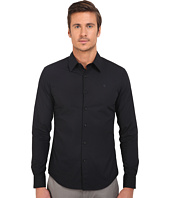 G-Star - Core Long Sleeve Button Up in Atton Stretch Poplin