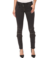G-Star - Lynn Custom Mid Skinny Jeans in Slander Superstretch Crieff/Black