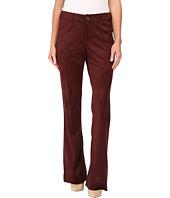 NYDJ - Teresa Modern Trousers in Faux Suede