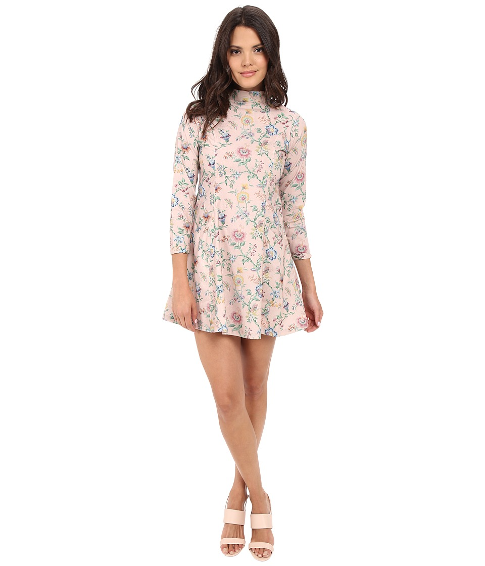 Samantha Pleet Passion Dress Pinkwall Womens Dress