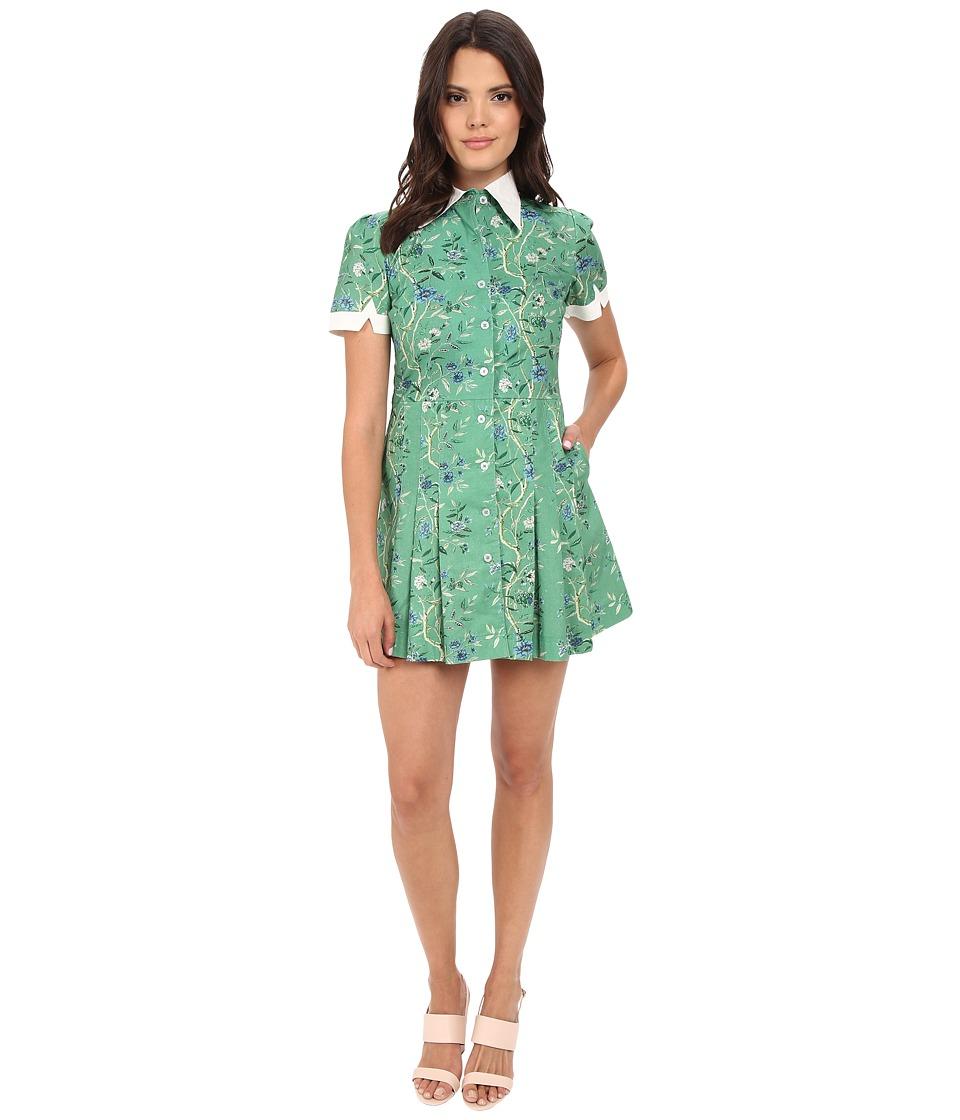 Samantha Pleet Wallflower Dress Greenwall Womens Dress